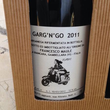 Francesco Maule Garg'N'Go  2016